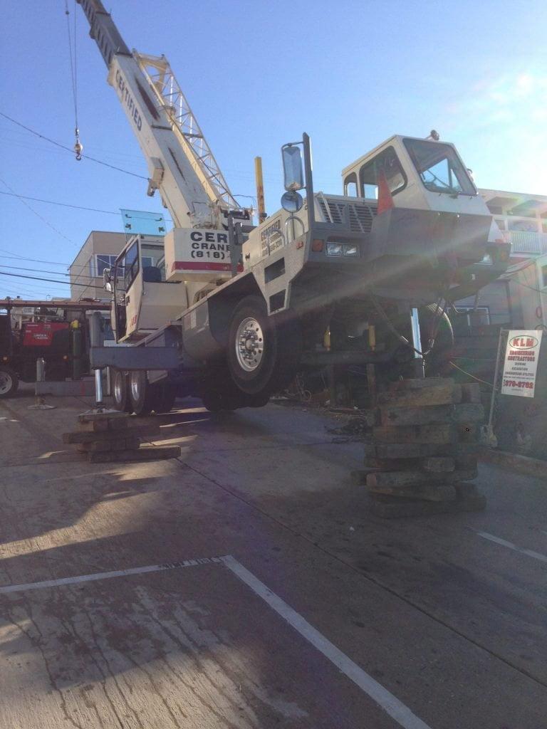 Crane rental for ANY enviorment